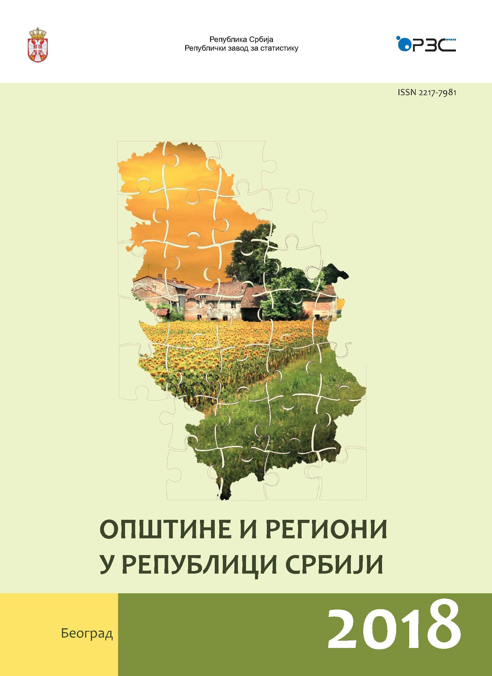 Republicki Zavod Za Statistiku Srbije